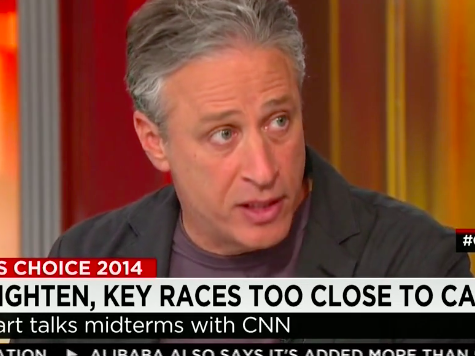 Jon Stewart: Midterms 'A True Changing Point in American History'