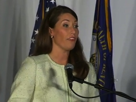 Alison Lundergan Grimes Concession Speech: 'This Fight Was Worth It'