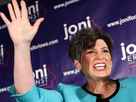 Ernst: 'We Are Going to Washington and We're Going to Make Them Squeal!'
