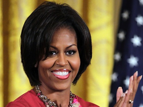 FLOTUS Tells Black Voters to Celebrate With 'Fried Chicken' After Voting