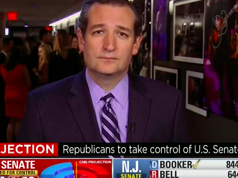 Cruz: Responsibility Now Falls on Republicans to 'Stand Up and Lead'