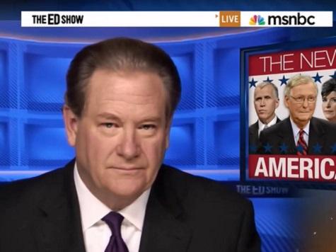 Ed Schultz: Election 'Complete Rejection' of Obama