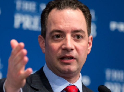 Reince Priebus: Last Night Was a 'Direct Rejection' of Obama, Hillary