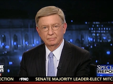 George Will: Obama Thinks Electorate Had 'Inexplicable Tantrum'