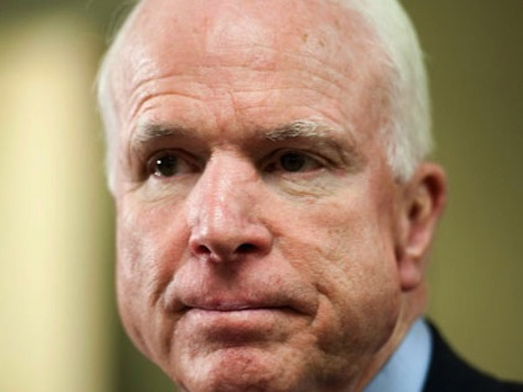 McCain: It Will Be a Devastating Blow If Obama Goes Ahead with Executive Amnesty