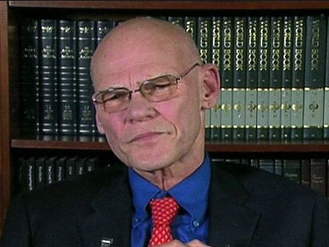 Carville: 'No Other Way to Describe' Midterms – 'Real Thumping'