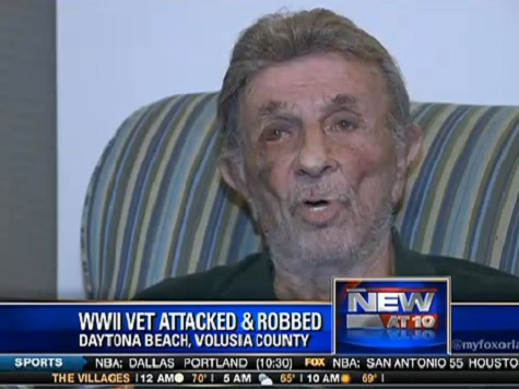 Report: WWII Veteran Attacked and Robbed Outside Apartment