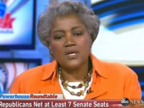 Donna Brazile: Bourbon Needed to Get Over 'Crushing Defeat'