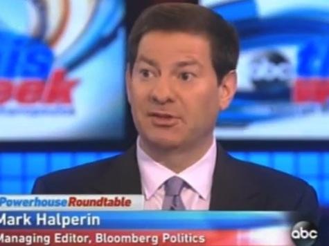 Mark Halperin: Obama Is a Spent Political Force
