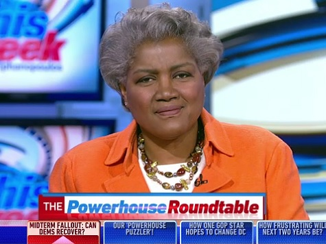 Brazile: Clinton Faces 'Hard Road' from Possible 2016 Challengers