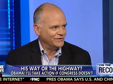 Fournier: Executive Action 'The Worst Way' to Do Immigration Reform