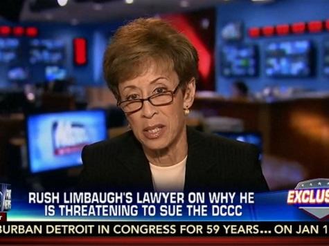 Limbaugh Lawyer: DCCC Fundraising 'Unforgivable'