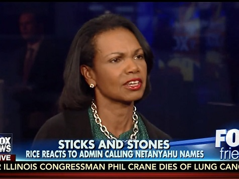 Condi Rice: 'Nobody Listens' When US Plays Passive Role Globally