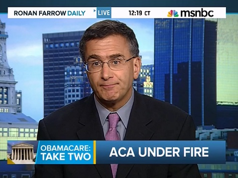 ObamaCare Architect Apologizes, Admits Law 'Incomplete' Has 'Typos'