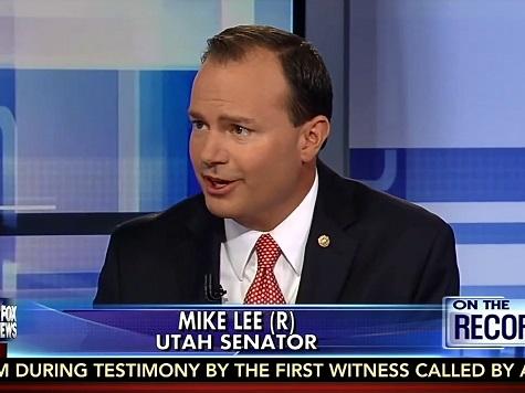 Lee: ObamaCare Architect Comment Proves DC Sneaks Bad Legislation Past Citizens