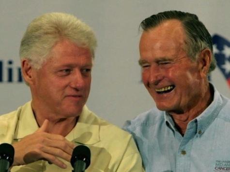 Bush 41 on Clinton: Bubba, He's a Good Man