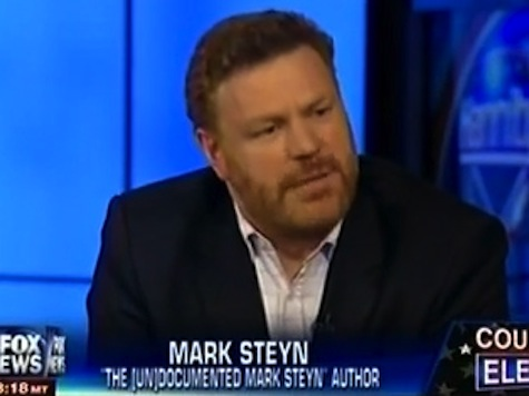 Steyn: Obama Lame-Duck Immigration Push Is Flipping the Finger to Voters
