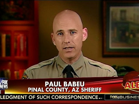 AZ Sheriff: Feds Refuse to Give Us Names of Released Criminal Aliens