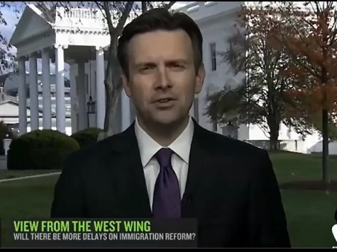 WH Spox: Obama 'Looking Forward' to Enacting Executive Amnesty
