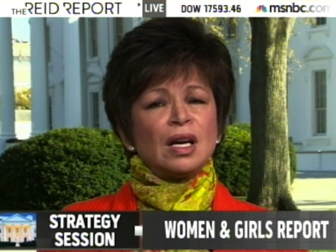 Valerie Jarrett Responds To Enemies List Charge with Sexism Card