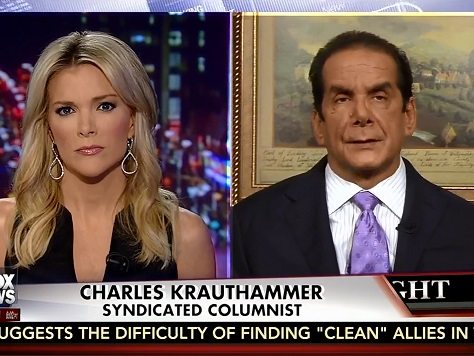 Krauthammer: Executive Amnesty 'An Impeachable Offense'