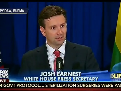 Earnest Contradicts Gruber: ObamaCare Process 'Extraordinarily Transparent'