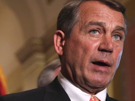 Boehner: We Will Fight Obama's Executive Amnesty 'Tooth And Nail'