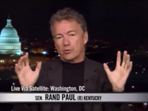 Rand Paul: Destroy ISIS, But I Would Have Voted Against Iraq War
