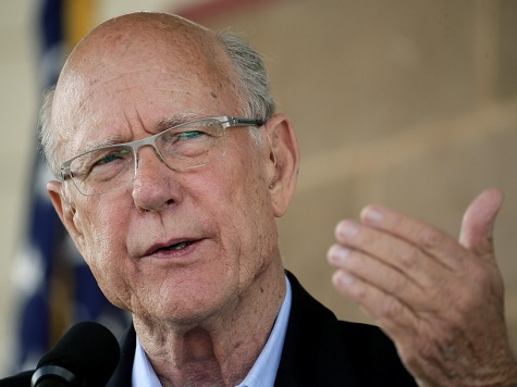 Pat Roberts: 'We Have to Rely on the Power of the Purse' to Stop Obama