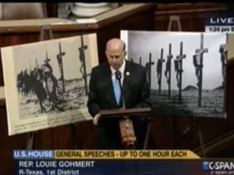 Gohmert on House Floor Highlights Breitbart's Gorka Piece on Muslim Brotherhood in DC