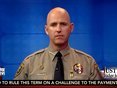 AZ Sheriff: Exec Amnesty Will Make Law Enforcement 'Almost Impossible'