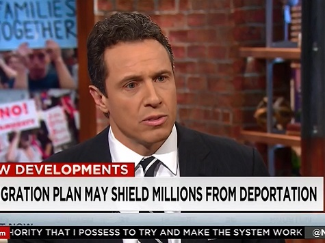 CNN's Cuomo Apologizes For Saying 'Anchor Babies'