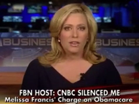 Silenced CNBC Anchor: I Came Forward Because CNBC Helped Gruber Trick Americans