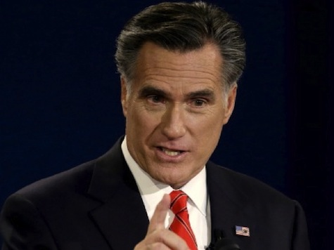 Romney to Obama: You Lost, Take A Breath, Let Newly Elected Lawmakers Do Their Job