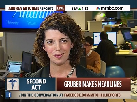Molly Ball: Obama Doing 'A Bit of A Misdirection' on Gruber
