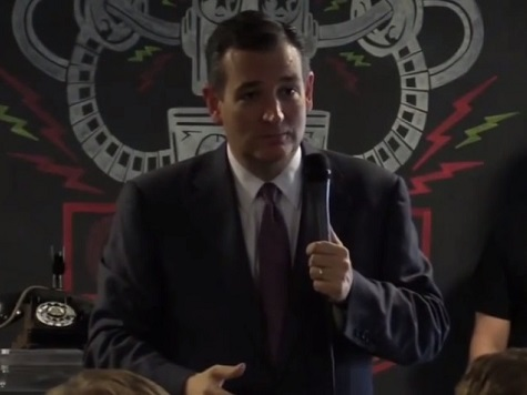 Cruz Hits Back Against Franken Attacks on Net Neutrality Position