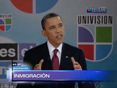 Obama Flashback: 'Not the Case' That I Can Suspend Deportations Unilaterally