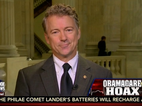 Rand Paul: Take Obama to Court Over Exec Amnesty