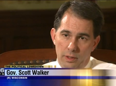 Scott Walker: 'You Have to Be Crazy to Want to Be President'