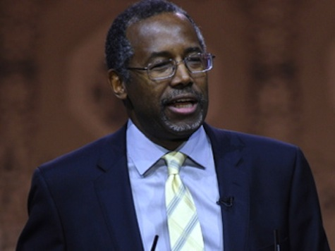 Ben Carson on Obama Amnesty: GOP Needs to Shutdown Only the Executive Branch