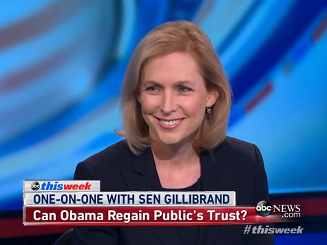 Flashback 2013 — Gillibrand: 'We All Knew' Some ObamaCare Claims Were False