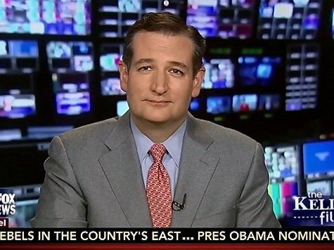 Cruz: Block Obama's Nominees If He Does Exec Amnesty