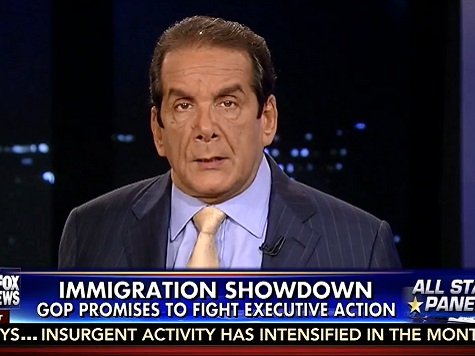 Krauthammer: Obama Like Leader of 'Banana Republic'