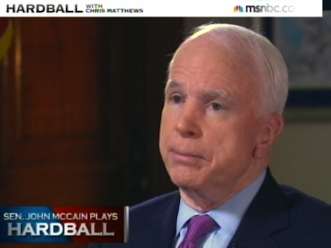 McCain 2016? 'I'm Certainly Leaning That Way' — for Senate