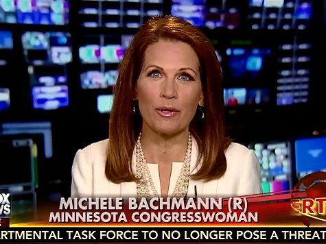 Bachmann: 'Melt the Phone Lines' Against Exec Amnesty