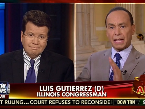Gutierrez to GOP: 'Stop Complaining, Stop Whining'