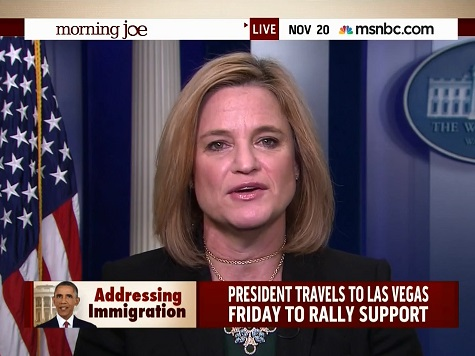 WH's Palmieri on Obama Amnesty: 'It Doesn't Tear Up the Constitution'