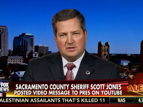 Sacramento Co CA Sheriff: Obama Only 'Deferring the Crisis'