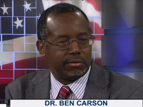 Ben Carson: Immigration Part of Obama's 'Nefarious Agenda'