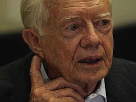 Carter Slams 'Warmonger' McCain
